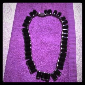 Jewelry - Black onyx 16 in necklace